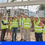 Obras de rehabilitación del teatro de El Sauzal, futuro Centro Insular de Artes Escénicas