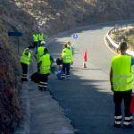 Mejoras en las vías, senderos e infraestructuras públicas del municipio de Alajeró en La Gomera