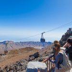 El Teide recibió más de cuatro millones de visitantes de 44 nacionalidades en 2016