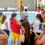 El CB Tenerife Central pone en marcha una Escuela de Tecnificación con Rubén Mayo