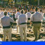 La Parranda Chasnera clausura el verano cultural Sansofé 2017 en El Médano