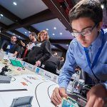 El Cabildo realiza talleres de robótica en Santiago del Teide y Granadilla entre otros