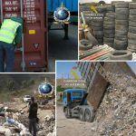 La Interpol Descubre más de un millón y medio de toneladas de vertidos ilegales