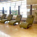 El Aeropuerto de Tenerife Norte pone en serviciozonas de trabajo y de descanso