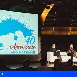 Costa Martiánez rememora la vida de César Manrique con su 40º Aniversario