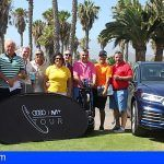 Golf Audi Movistar+ Tour Canarias – Crónica 5ª prueba Golf del Sur