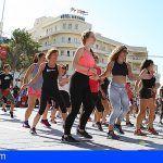 Programa de actividades saludables y deportivas para la población adulta de Granadilla