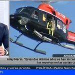 Aday Amorín pide ampliar los servicios profesionales de salvamento y socorrismo todo el año
