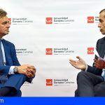 """Adolfo Aguilar: """"Canarias es un gran destino para las multinacionales"""""""