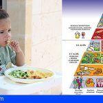 Los niños canarios comen menos fruta y verdura de la recomendada