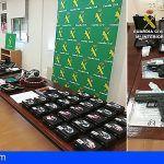 La Guardia Civil detiene al mayor traficante de armas cortas de la Dark Net