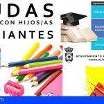 Abierto el plazo para solicitar ayudas al estudio en San Miguel