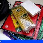 Hasta el 28 de septiembre puede solicitar las ayudas para el nuevo curso escolar en Arona