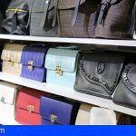 Intervienen artículos falsificados por valor de 547.500 euros en el sur grancanario