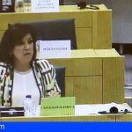 CC defiende en la Comisión de Peticiones de la eurocámara la Ley del Suelo y la Ley de las Islas Verdes