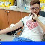 Las campañas de extracción de sangre del ICHH siguen recorriendo la geografía canaria