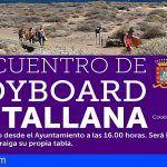 San Sebastián de La Gomera organiza su segundo encuentro de bodyboard