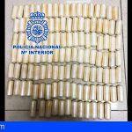 Enviaban cocaína desde Venezuela y los detienen con 2 kilos en Puerto de la Cruz