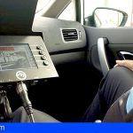 El radar de la Policía Local detecta 194 infracciones en una semana en Santa Cruz