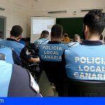 80 policías locales de Santa Cruz se forman en actuaciones antiyihadistas