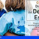Concurso en Tenerife con motivo del Día Europeo del Deporte Escolar