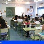 Educación forma a más de setecientos docentes en Canarias