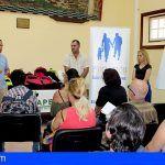 La Fundación Canaria Pedro Rodríguez dona material escolar a menores de Granadilla