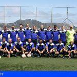 Exjugadores de UD Las Palmas se adjudica el III Torneo Santísimo Cristo de La Laguna