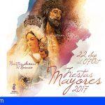El viernes comienzan las fiestas en honor del Santísimo Cristo de la Salud y la Virgen del Rosario en Arona
