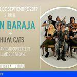 """Fran Baraja & La Parranda Blues Band ponen el colofón al festival """"La Palma es un Punto"""""""