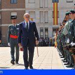 La falta de previsión deja a los guardias civiles de Cataluña sin cobrar servicios extraordinarios