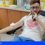 Las unidades móviles la donación de sangre esta semana en Tenerife, Gran Canaria y La Palma