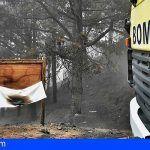 Localizado el cuerpo sin vida de una mujer desaparecida en el incendio de Gran Canaria
