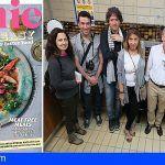 La revista británica, Jamie Magazine, dedica un artículo a la gastronomía y los vinos de Tenerife