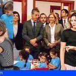 La reina Letizia inaugura en La Laguna el curso escolar 2017-2018 de Canarias