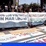 """""""Asamblea en Defensa de Nuestra Tierra (A.D.N.T.), por un mar limpio"""""""