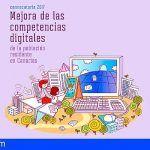 19 Subvenciones destinadas a la mejora de las competencias digitales en Canarias