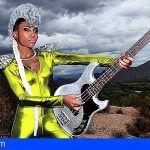 La Lenny Kravitz femenina, Nik West, trae el mejor funk-rock a La Laguna