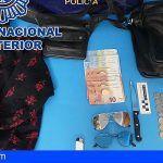 Robó 900 euros a punta de cuchillo en dos establecimientos en La Laguna