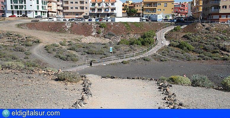 Acometerán la mejora del sendero peatonal de San Blas en Los Abrigos - eldigitalsur