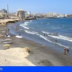 Se reabre al baño la playa de Leocadio Machado en El Médano