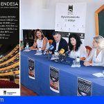 La lírica internacional se cita en Madrid a beneficio de la Asociación San Juan de Adeje
