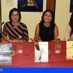 Tres escritoras isoranas presentan su obra en las Fiestas Patronales