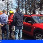 El incendio de Gran Canaria sigue estabilizado, con cuatro sectores ya bajo control