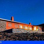 El Cabildo recupera la concesión del albergue de montañeros situado en el Parque Nacional del Teide