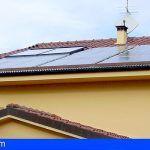 Economía subvenciona 39 instalaciones de renovables destinadas a uso residencial y público