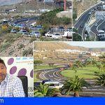 Ucelay insiste en el proyecto Chafiras-Oroteanda y los nuevos enlaces de Los Cristianos y Las Américas