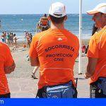 Especialistas en salvamento se reúnen en Las Palmas en el I Congreso de Seguridad y Prevención