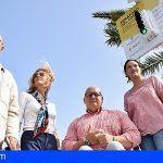 Santa Cruz estrena en Las Teresitas un semáforo sobre la radiación ultravioleta