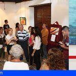 Sonia Santana se expone en el Convento y en el Museo de Historia de Granadilla